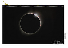 Diamond Ring Eclipse Carry-all Pouch