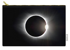 Diamond Ring Effect Carry-all Pouch