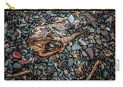 Diamonds In The River Carry-all Pouch