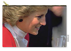 Diana Princess Of Wales Carry-all Pouch