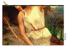 Diana The Huntress Guillaume Seignac  Carry-all Pouch