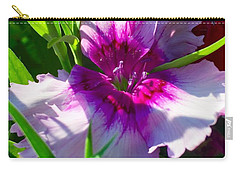 Dianthus Carnation Carry-all Pouch