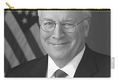 Dick Cheney Carry-all Pouch by War Is Hell Store