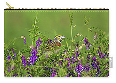 Dickcissel - 8256 Carry-all Pouch
