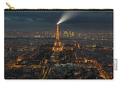 Didn't Know Paris Has A Skyline Carry-all Pouch