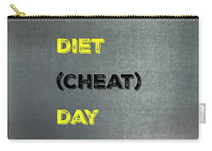 Diet Day? #1 Carry-all Pouch