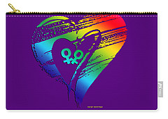 Different Loving 4 Carry-all Pouch