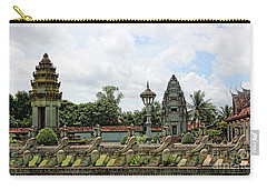 Digital Cambodia Architecture  Carry-all Pouch