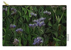 Digital Garden Iv Carry-all Pouch by Leo Symon