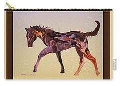 Digital Horse Carry-all Pouch