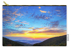 Digital Liquid - Good Morning Virginia Carry-all Pouch