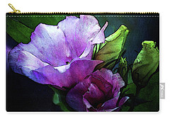 Digital Watercolor Elegance 3700 W_2 Carry-all Pouch