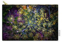 Dill Going To Seed Carry-all Pouch