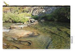 Carry-all Pouch featuring the photograph Dimensions by Sean Sarsfield