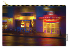 Diner At Night Carry-all Pouch