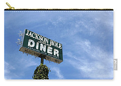 Diner Dreams Carry-all Pouch
