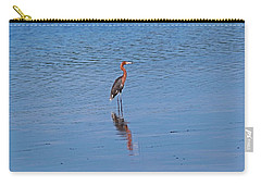 Carry-all Pouch featuring the photograph Ding Darling's Number One by Michiale Schneider
