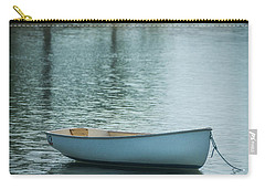 Carry-all Pouch featuring the photograph Dinghy by Guy Whiteley