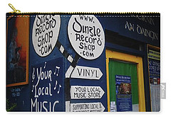 Dingle Record Shop Carry-all Pouch
