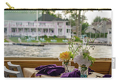 Dining Aboard The Miss Lotta Carry-all Pouch