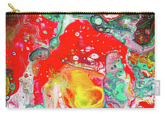 Dioniz - Colorful Modern Abstract Art Carry-all Pouch