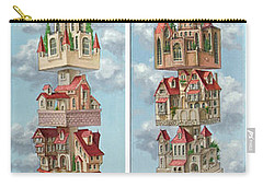 Diptych Air Castles Carry-all Pouch