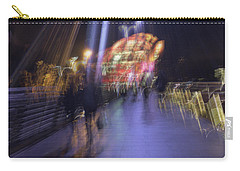 Carry-all Pouch featuring the photograph Disassembly by Alex Lapidus