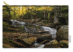 Discovery Falls Autumn Carry-all Pouch