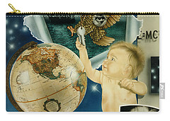Discovery Of The New World Carry-all Pouch