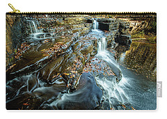 Dismal Creek Falls #2 Carry-all Pouch