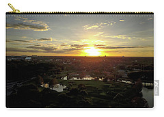 Disney Sunset Carry-all Pouch by Michael Albright