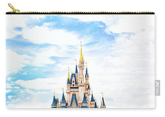 Disneyland Carry-all Pouch by Happy Home Artistry