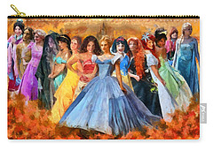 Disney's Princesses Carry-all Pouch