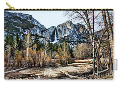 Distance Falls Carry-all Pouch by Chuck Kuhn