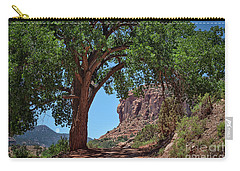 Distant Escalante Moon Carry-all Pouch