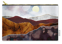 Distant Light Carry-all Pouch by Katherine Smit