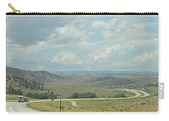 Distant Roads Carry-all Pouch