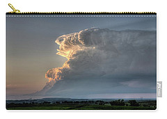 Distant Thunderstorm Carry-all Pouch