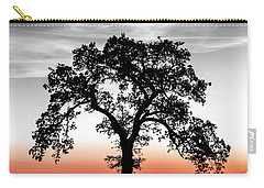 Carry-all Pouch featuring the photograph Distinctly by Betty LaRue