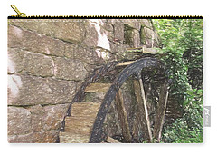 Disused Water Wheel Carry-all Pouch