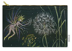 Ditchweed Fairy Grasses Carry-all Pouch