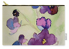 Diversity Carry-all Pouch by Beverley Harper Tinsley