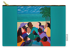 Diversity In Cannes Carry-all Pouch