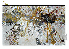 Carry-all Pouch featuring the painting Diversity by Joanne Smoley