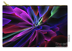 Carry-all Pouch featuring the digital art Divine Intervention by Margie Chapman