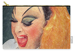 Divine Carry-all Pouch by Taylan Apukovska