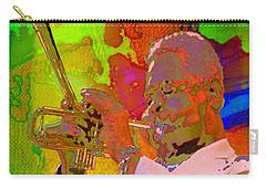 Dizzy Carry-all Pouch by Mojo Mendiola