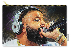 Dj Khaled Carry-all Pouch