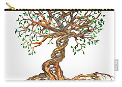 Dna Tree Of Life Carry-all Pouch