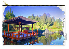 Do-00003 Shinden Style Pavilion Carry-all Pouch